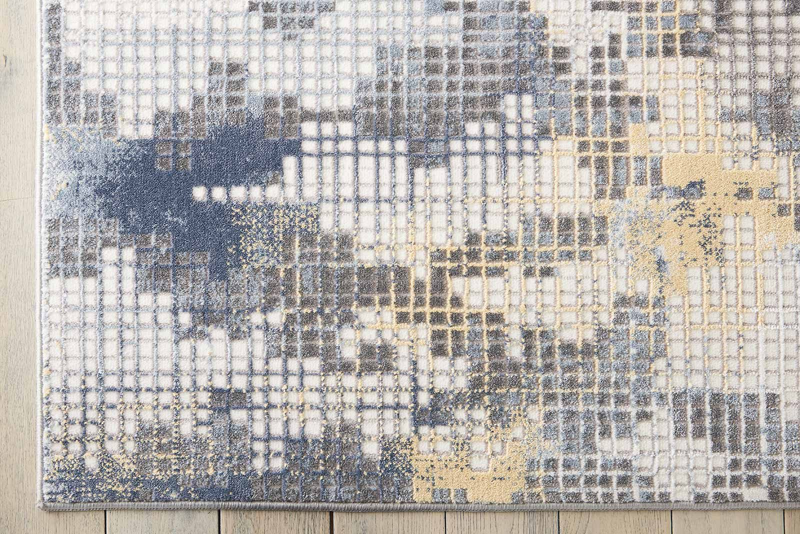 Nourison rug Urban Decor URD06 GRYIV 5x7 099446467218 CR01