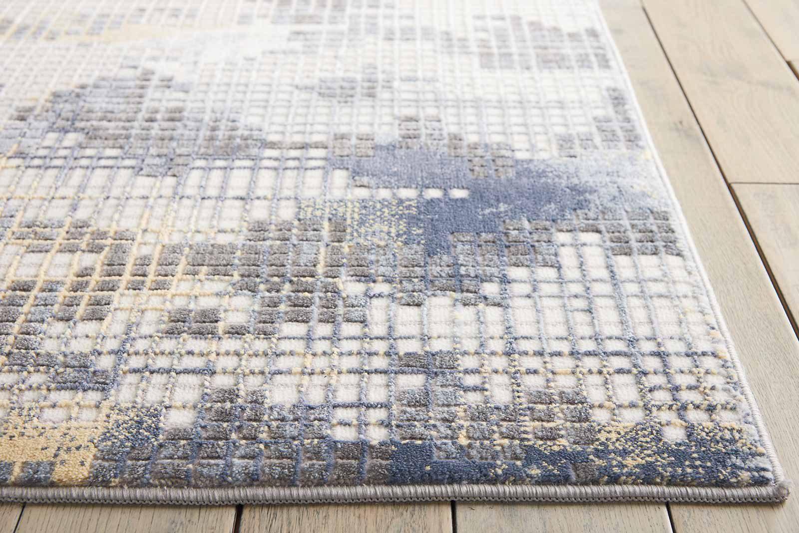 Nourison rug Urban Decor URD06 GRYIV 5x7 099446467218 DT01