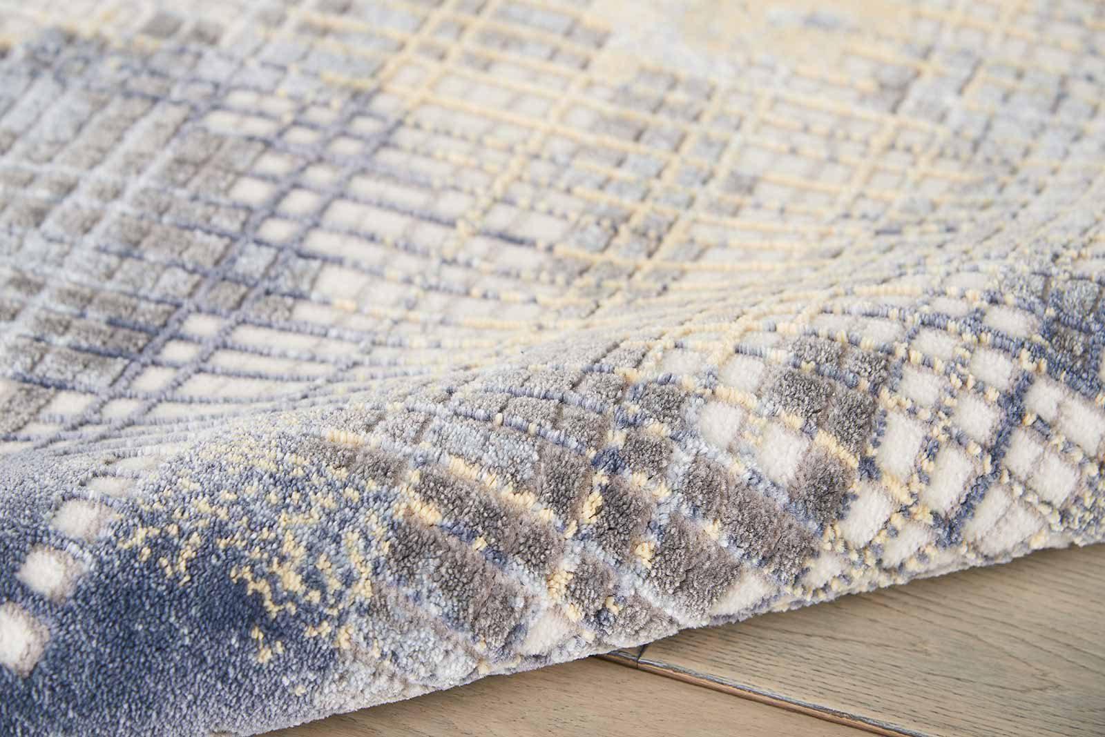 Nourison rug Urban Decor URD06 GRYIV 5x7 099446467218 TX01