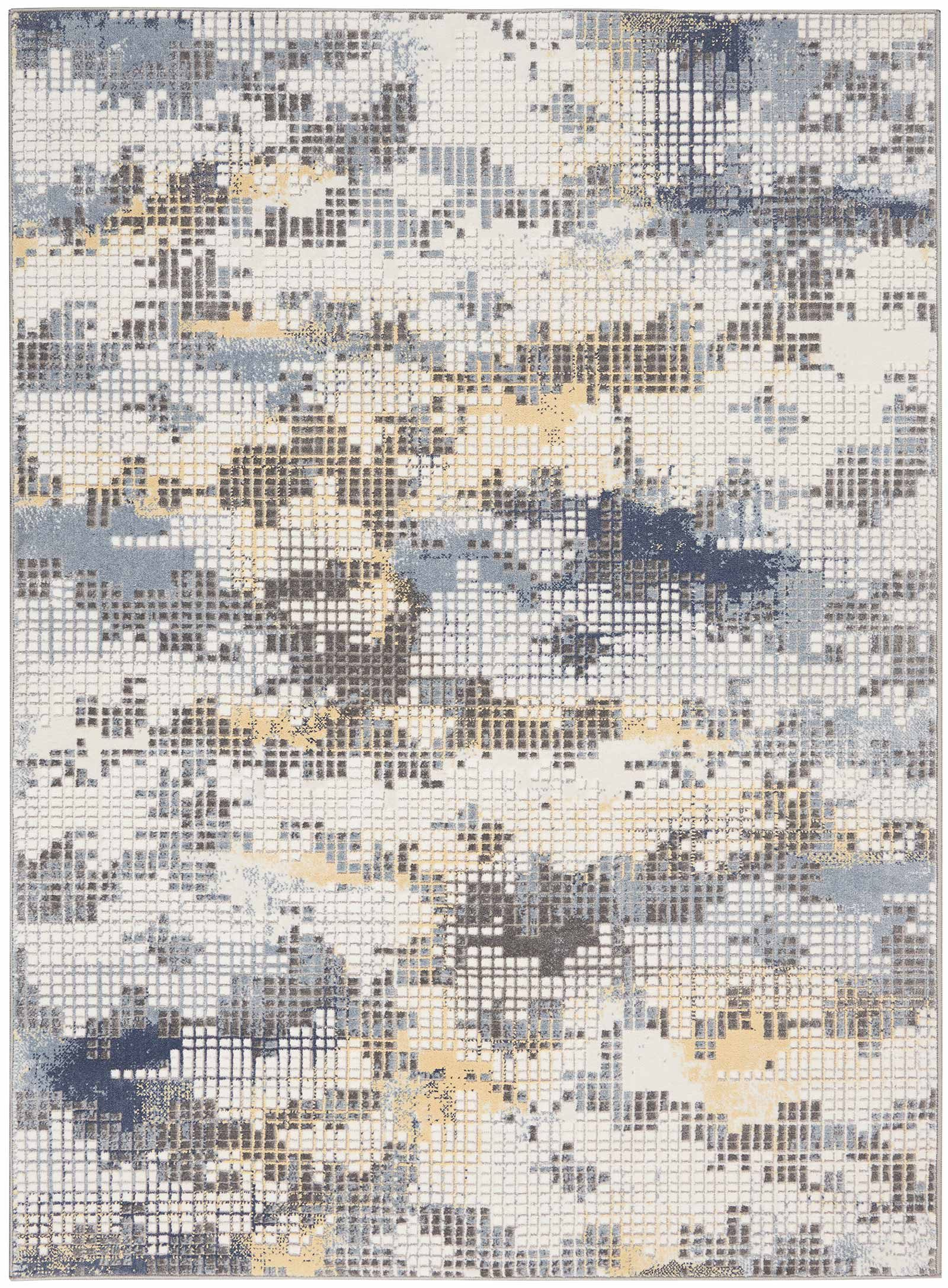 Nourison rug Urban Decor URD06 GRYIV 5×7 099446467218 main