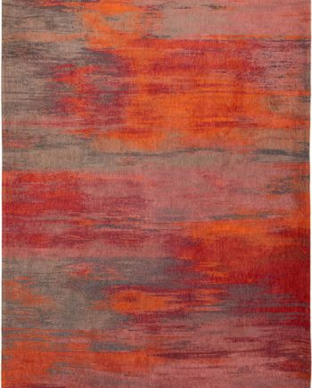 Louis De Poortere rug LX 9116 Atlantic Monetti Hibiscus Red