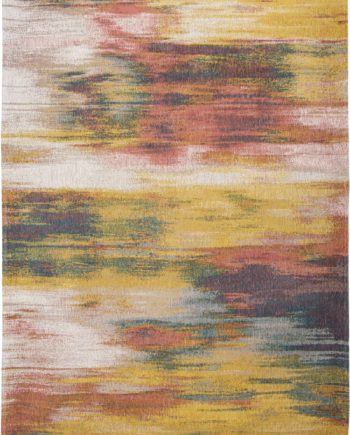 Louis De Poortere rug LX 9117 Atlantic Monetti Hydrangea Mix