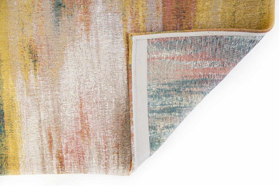 Louis De Poortere rug LX 9117 Atlantic Monetti Hydrangea Mix back