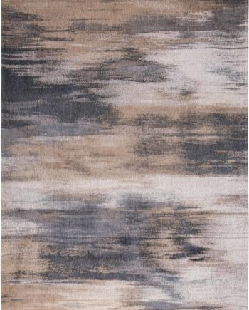 Louis De Poortere rug LX 9121 Atlantic Monetti Giverny Beige