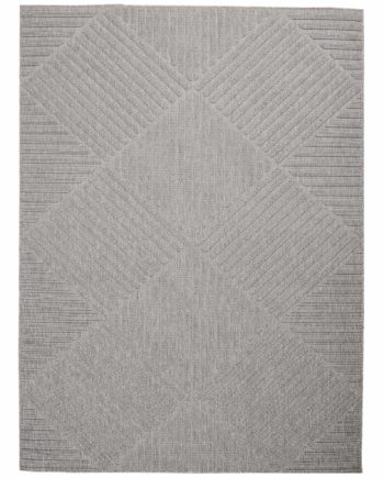 Nourison rug COZUMEL CZM05 LTGRY LIGHT GREY 5X7 099446768063