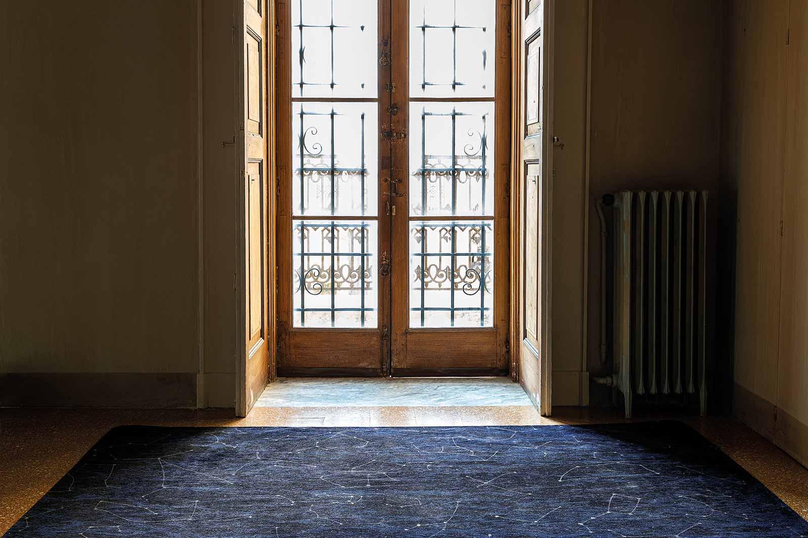 Louis De Poortere rug Fischbacher Celestial 9060 interior 2
