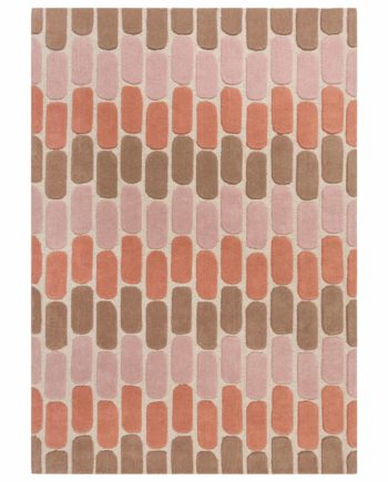 Andessi Rugs Radiance Fossil Terracotta 8