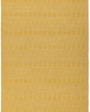 Asiatic rug Avalys Mustard 1