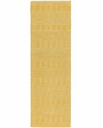 Asiatic rug Avalys Mustard Runner 1