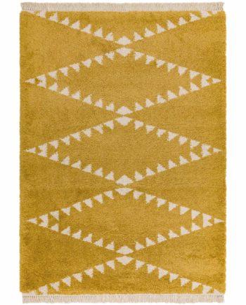 Asiatic rug Bilbao RC05 Mustard 1