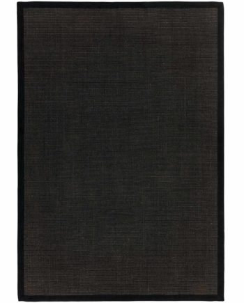Asiatic rug Sisalis Black 1
